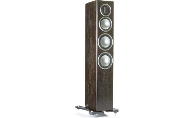 Monitor Audio Gold 200 Walnut (grille included, not shown)