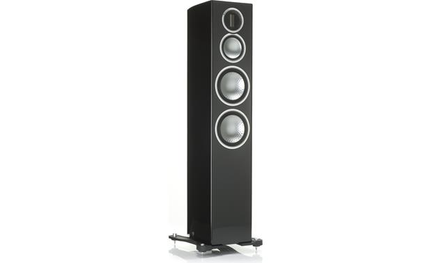 Monitor Audio Gold 300 Piano Black (grille included, not shown)