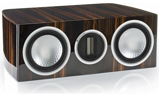 Monitor Audio Gold C150 Piano Ebony (grille included, not shown)