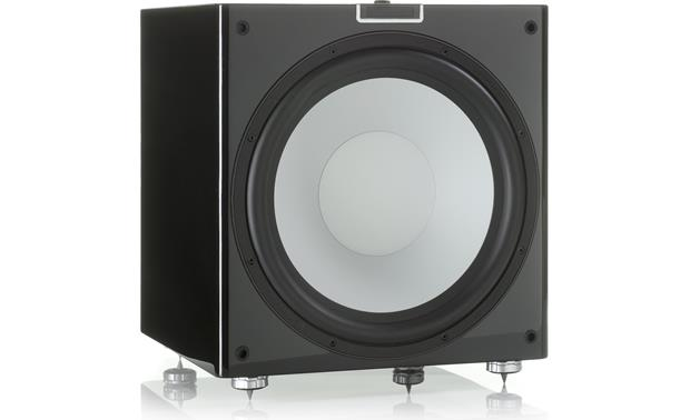 Monitor Audio Gold W15 Piano Black (grille included, not shown)