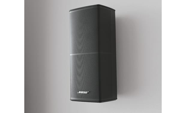 Bose® Acoustimass® 10 Series V home theater speaker system Direct/Reflecting Series II satellite speaker