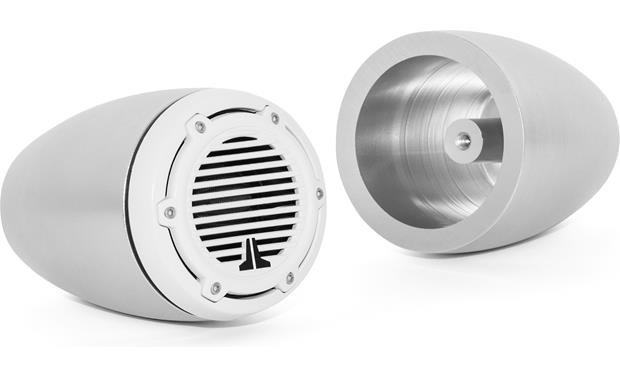 JL Audio MTPOD-M100-CL MTPOD-M100-CL tweeter pods (tweeter and grille sold separately)