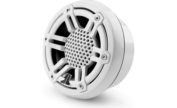 JL Audio M100-CT-SG-WH Rugged white grilles blend into any boat's decor