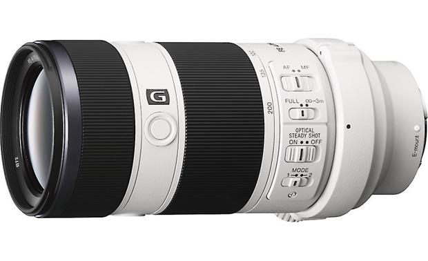 Sony SEL70200G FE 70-200mm f/4 Front