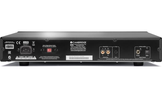 Cambridge Audio CXC Back (Black)