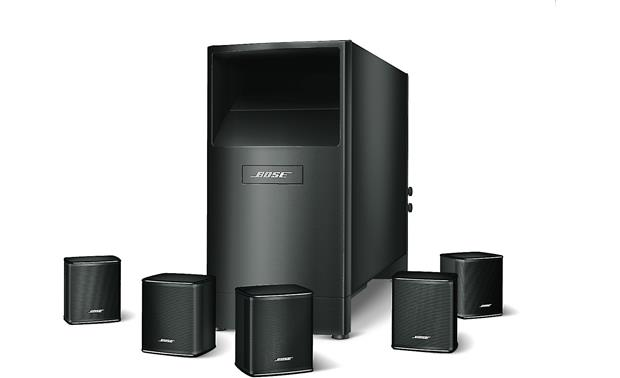 Bose® Acoustimass® 6 Series V home theater speaker system Front