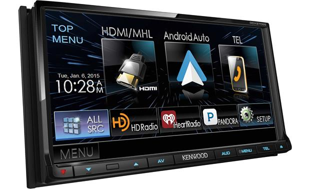 Kenwood DDX9702S Other