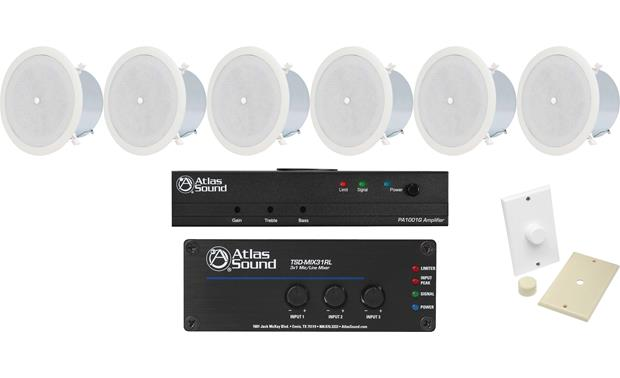 Training Room or Classroom Sound System System components