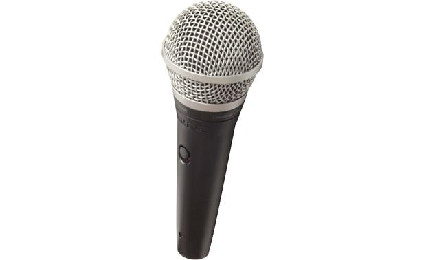 Shure PGA48 The PGA48 is ideal for spoken word applications