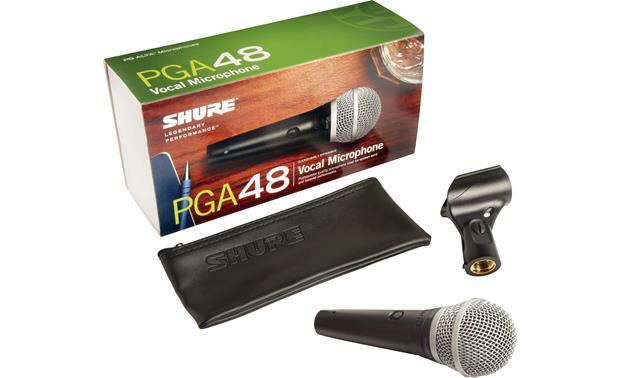 Shure PGA48 Other