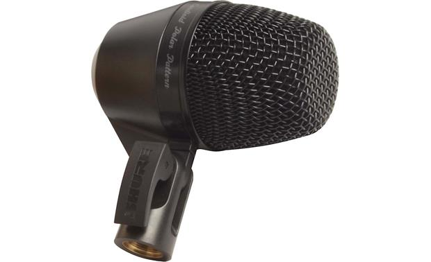 Shure PGA52 Use the PGA52 to capture the bass from your kick drum or bass amp