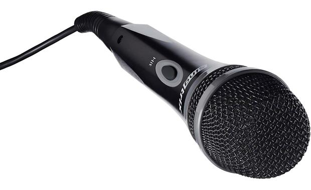 Singtrix® Microphone Front