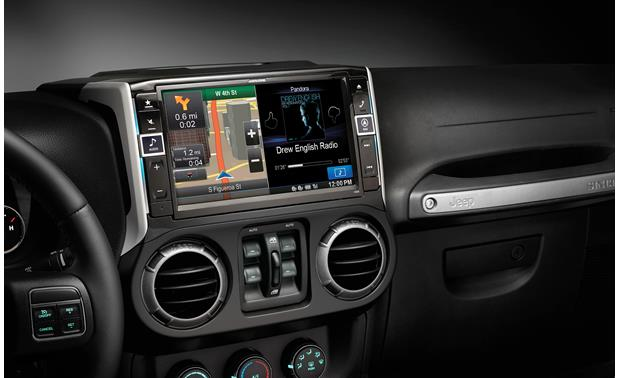 Alpine X009-WRA In-Dash Restyle System Other