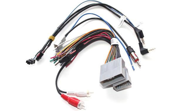 Crux SWRHN-62B Wiring Interface Front