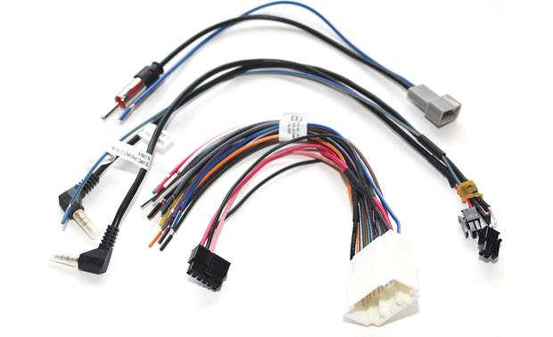 g249HN62D F crux swrhn 62d wiring interface connect a new car stereo and Ford Truck Wiring Harness at creativeand.co