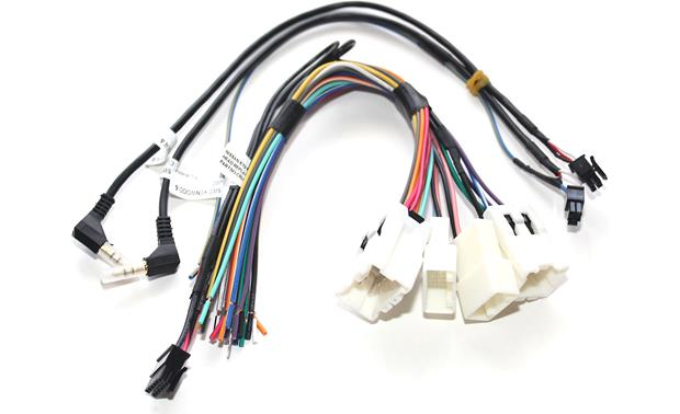Crux SWRNS-63T Wiring Interface Front