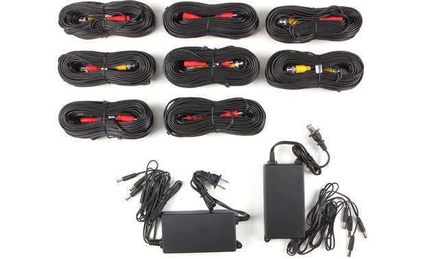 g834HD4D4B o_wires clearview hawk view 8 channel kit 8 camera hd video surveillance  at webbmarketing.co