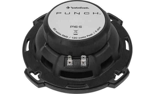 Rockford Fosgate P16-S Back