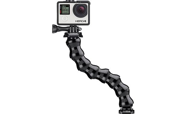GoPro Gooseneck Bendable Mount Front (camera not included)