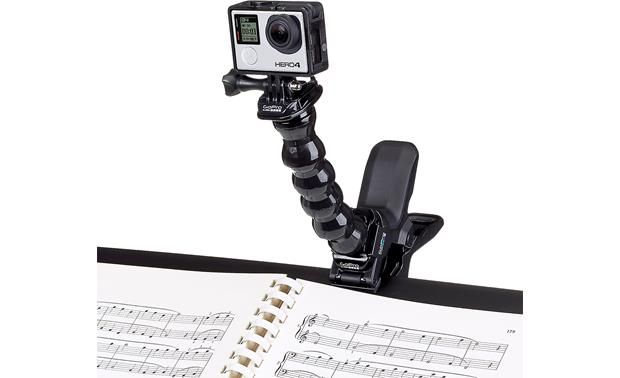 GoPro Jaws Flex Clamp Record your performance in so many ways