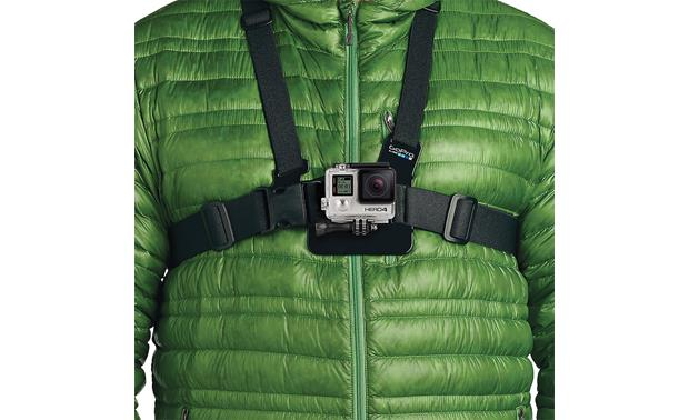 GoPro Chest Harness Fully adjustable and weather-resistant