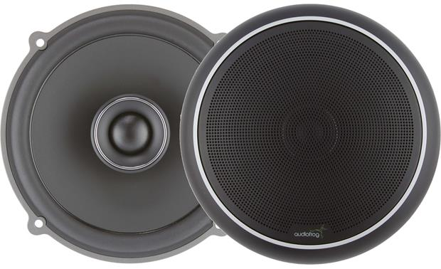 Audiofrog GS62 Power these 2-way speakers with an external amplifier for pristine, potent sound.