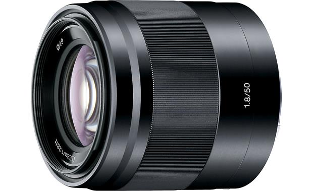 Sony SEL50F18 50mm f/1.8 Front