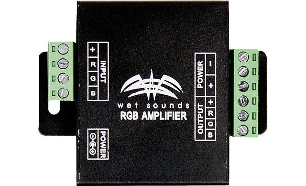 Wet Sounds RGB Signal Amplifier front