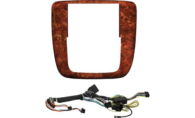 Alpine KTX-GM8W-O Restyle Dash and Wiring Kit Front