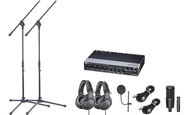 Steinberg Home and Mobile Recording Bundle Everything included in this recording bundle