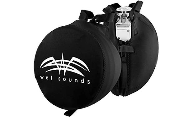 Wet Sounds Suitz 10 Made from durable neoprene