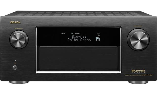 Denon AVR-X7200WA IN-Command Front