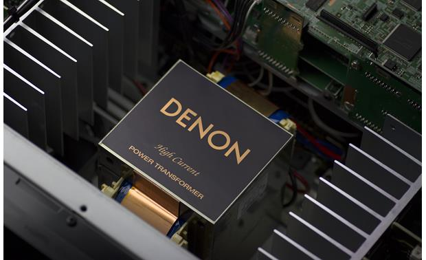 Denon AVR-X7200WA IN-Command High-current power supply