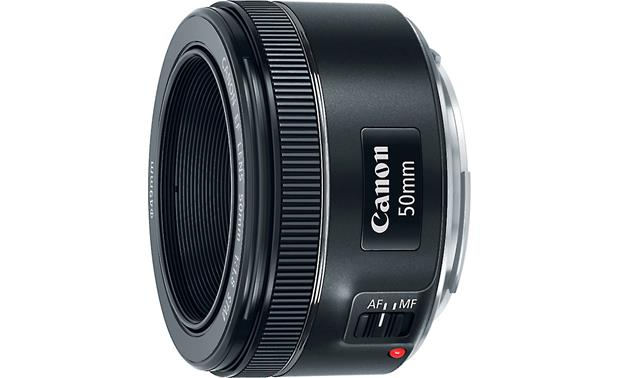 Canon EF 50mm f/1.8 STM Front