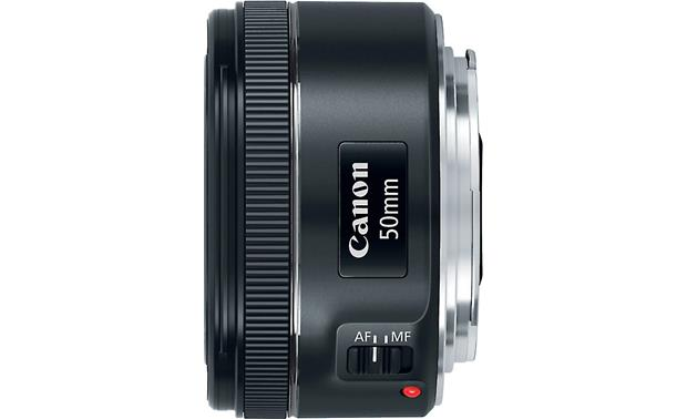 Canon EF 50mm f/1.8 STM Side