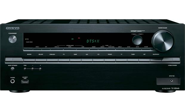 onkyo tx nr646 7 2 channel home theater receiver with wi fi