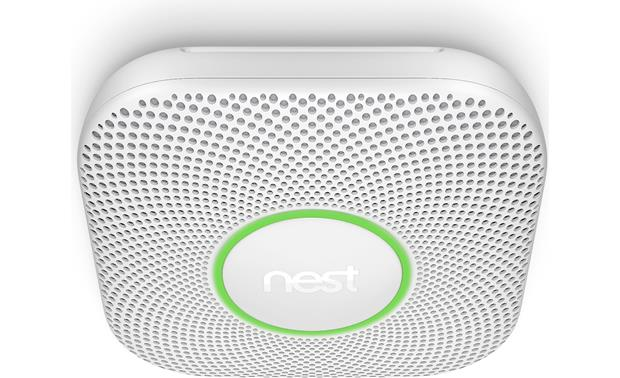 Nest Protect 3-pack (2nd Generation) Easy to ceiling-mount