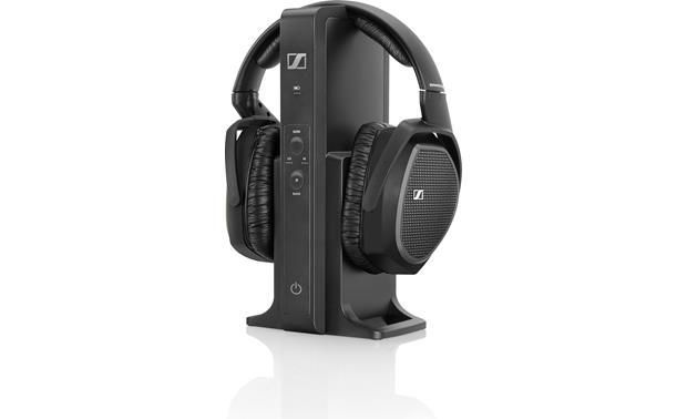 ed9c80ba67f Sennheiser RS 175 Wireless headphones with transmitter at ...