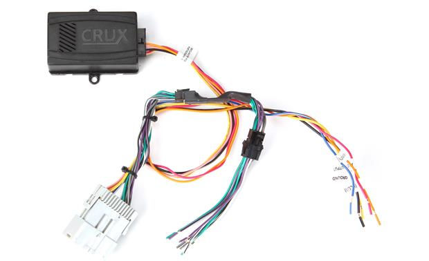 g074430TBTG o crux socgm 17b wiring interface install an aftermarket radio and 2006 Chevy Impala at nearapp.co