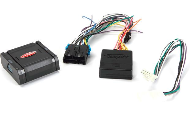Axxess XSVI-2004 Wiring Interface Front