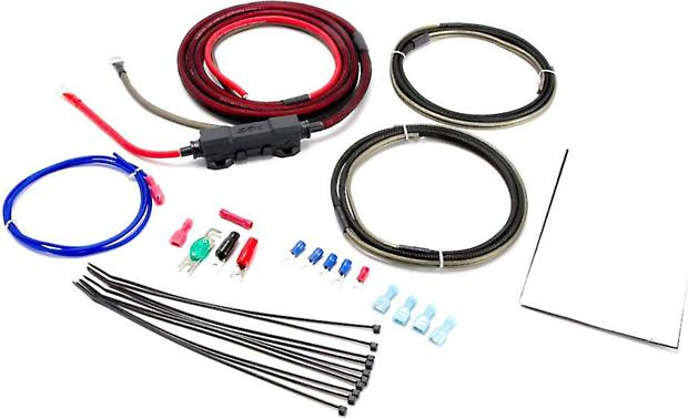 efx harley davidson amplifier wiring kit 10 gauge wiring kit for rh crutchfield com Wire Gauge Diagram Classic Car Wiring Harness