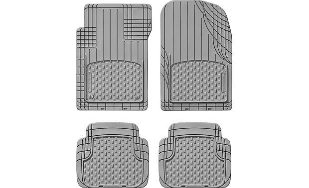 Weathertech Avm Floor Mats Gray Universal Fit Front