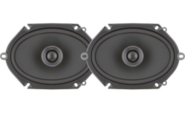 Audiofrog GS682 Power these 2-way speakers with an external amplifier for pristine, potent sound.