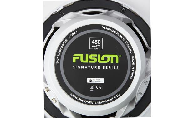 Fusion SG-S10W Back