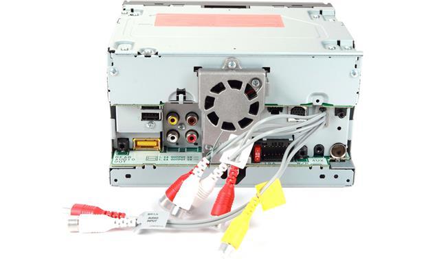 Pioneer AVH-4100NEX on