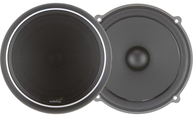 Audiofrog GS60 Pair the GS60 woofer with the GS10 tweeter (not included) for killer component sound.