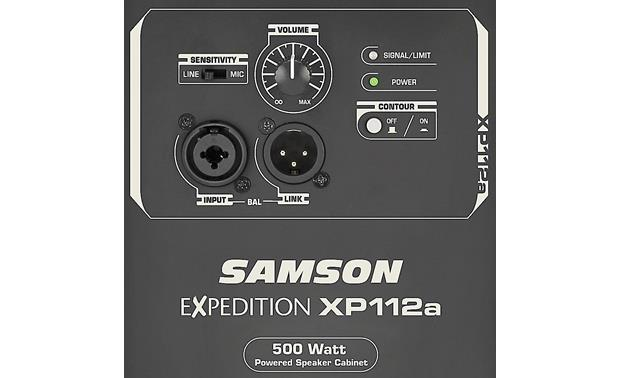 Samson Expedition XP112A Back