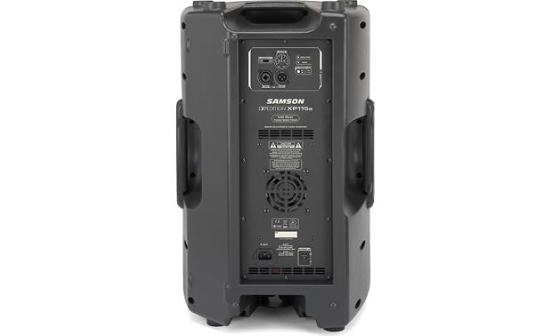 Samson Expedition XP115A Back