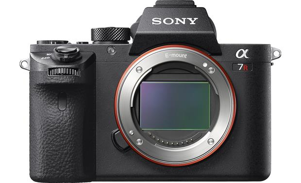Sony Alpha a7R II (no lens included) Front
