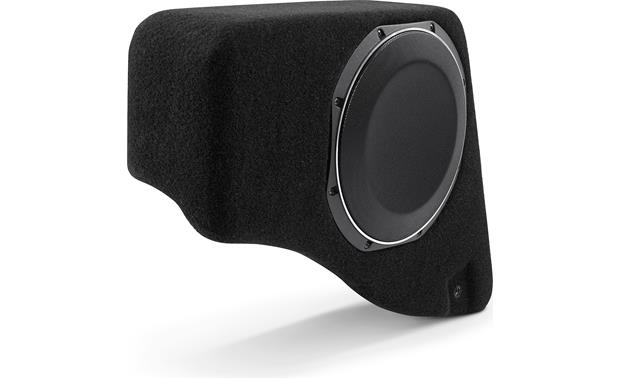 JL Audio Stealthbox® Black driver's side model